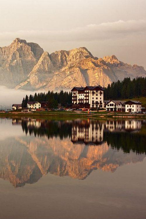 Lago di Misurina | Dolomiti | Italy