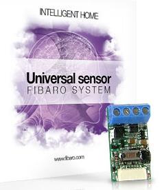 Universal sensor (Fibaro)
