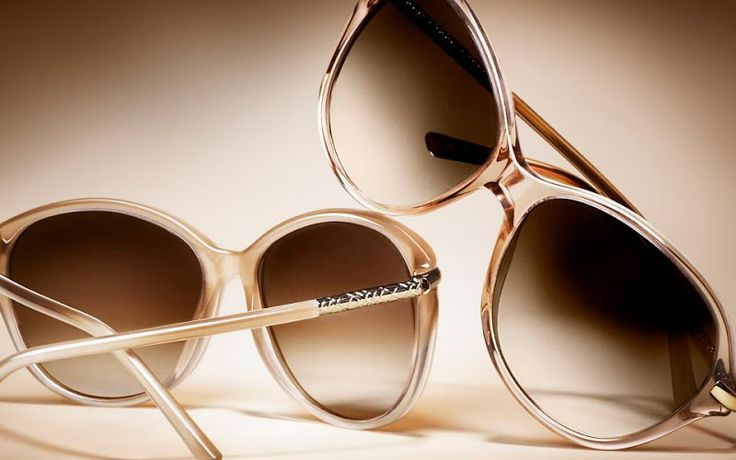 Burberry Sunglasses – Rose Gold Collection