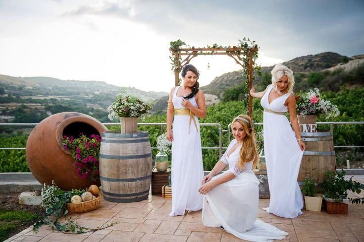 Свадьба на Кипре - тематические вечеринки на Кипре.