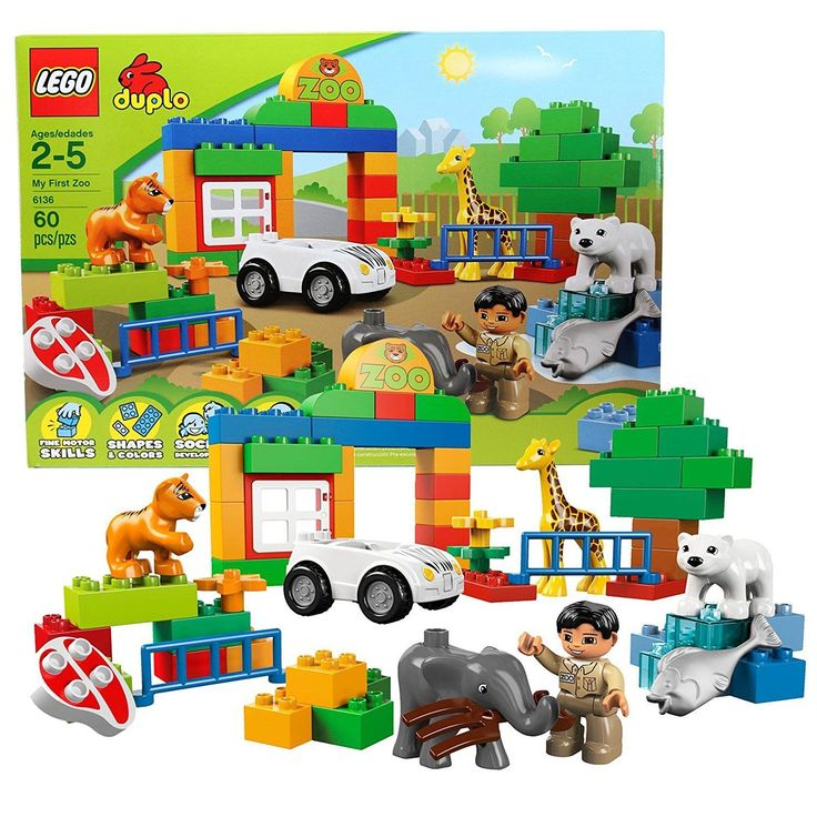 70 best Lego Duplo My First images on Pinterest | Lego duplo, Buy ...