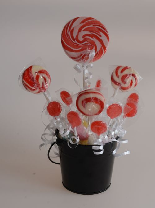 Lollipops for big and little kids