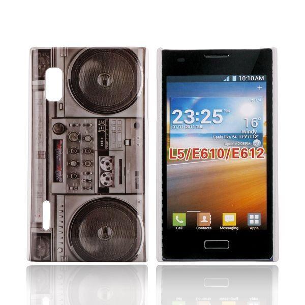 StoryLine (Radio) LG Optimus L5 Deksel