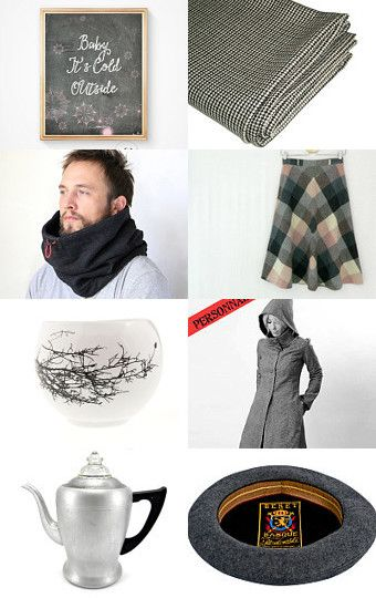 Baby It's Cold Outside by Julia on Etsy--Pinned with TreasuryPin.com