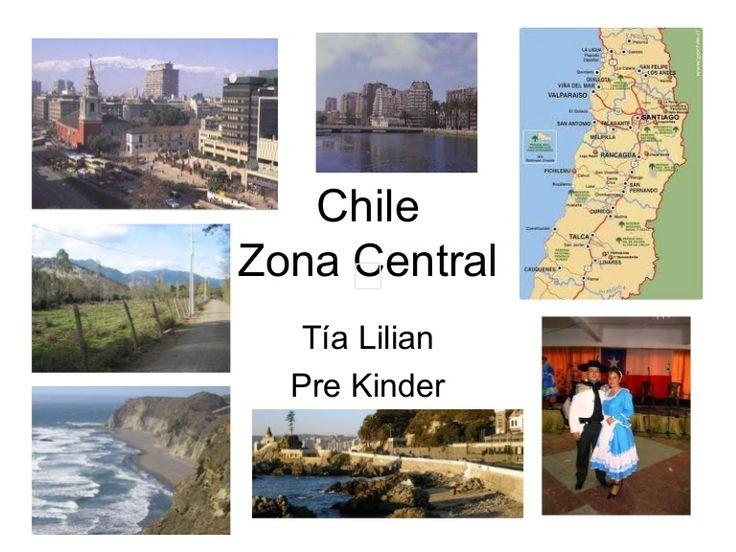 Chile Zona Central Tía Lilian Pre Kinder