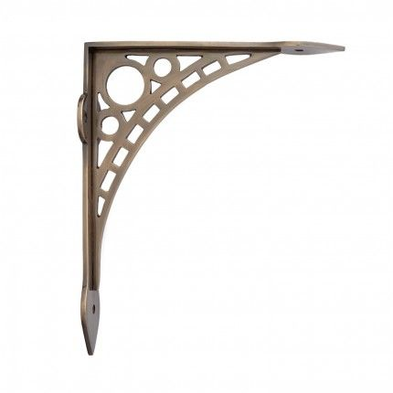 Decorative Shelf Brackets Iron Brass Amp Bronze