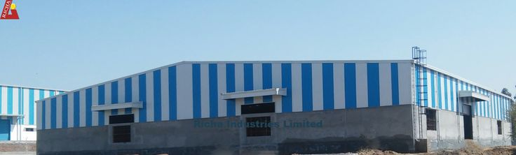 Looking for best pre engineered buildings company in Delhi NCR? Richa Industries Limited is a top leading pre engineered buildings manufacturing company which provide best steel building solution not even in Delhi NCR but all across India. Richa has vast experience of manufacturing all type of steel buildings including Low-rise, mid-rise and high-rise steel structures. Richa's steel buildings solution are so unique, advanced, finest quality, cost effective and on time delivery.