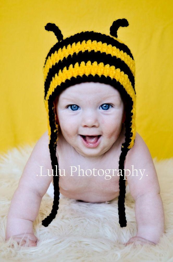 Croche pro Bebe: Acesorios em croche para fotografias de bebes,são