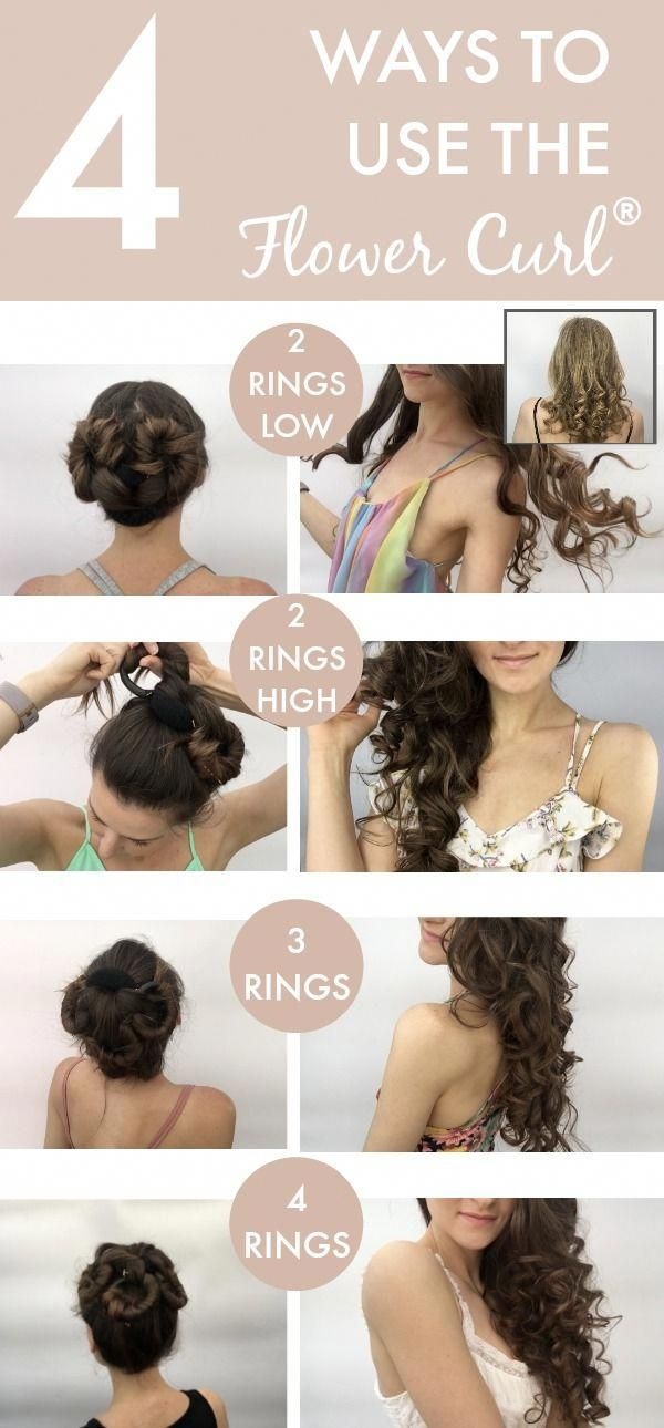 Heatless Curls Yes Please Quick And Easy No Heat Curls That You Can Achieve Overnight The Flower Overnight Hairstyles Curl Hair Without Heat Heatless Curls