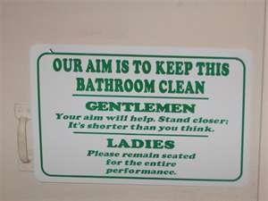 Ich brauche das für mein Badezimmer