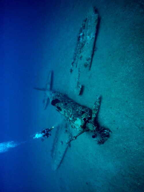 17 Best images about Pacific Wrecks WW II on Pinterest ...