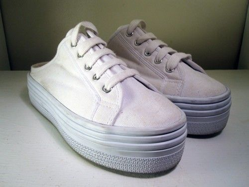 I used to wear these!