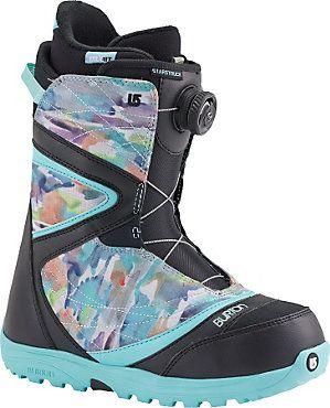 Burton Starstruck Snowboard Boot - Women's - Winter 2015/2016 - Christy Sports