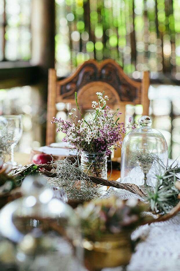 Woodland decor