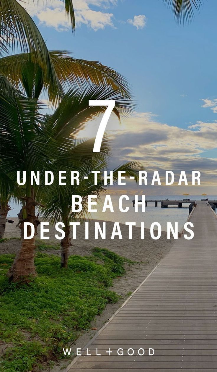 7 Beachy Destinations That Just Might Be The Next Tulum Destin Beach Summer Vacation Destinations Corcovado National Park