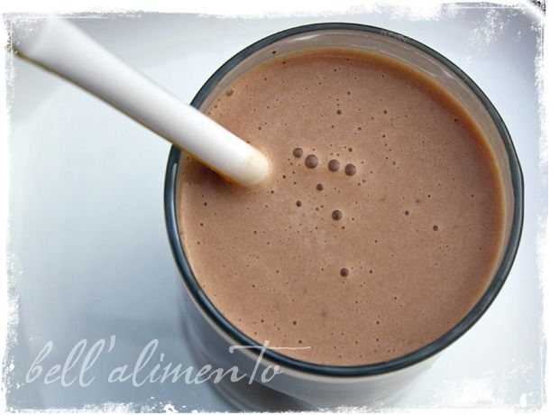 Nutella banana (and now PB) Milkshake:   Used this recipe for inspiration....  I used 1 cup of almond milk, 1 frozen banana, 2 tbsp of nutella, 1 tbsp of all natural peanut butter, but I skipped the vanilla.  This made 2 servings at 230 calories.  It's a sinfully good, but no guilt!