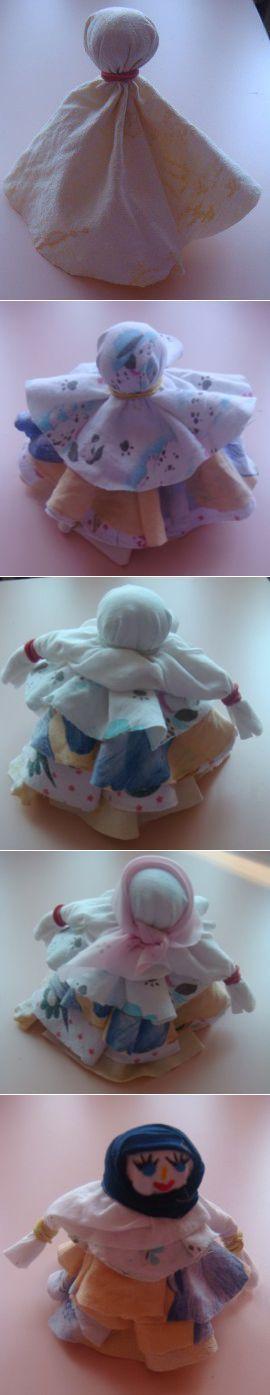 Кукла мотанка: как сделать куклу своими руками из ткани