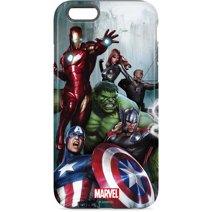 avengers phone case iphone 6