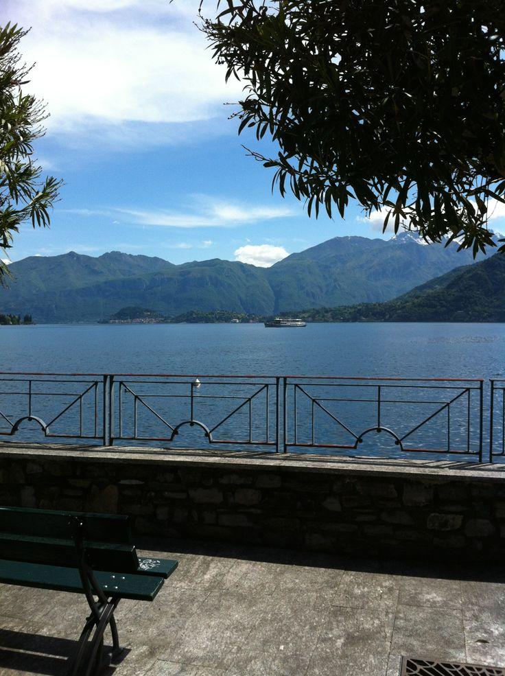 Lenno Como Lake