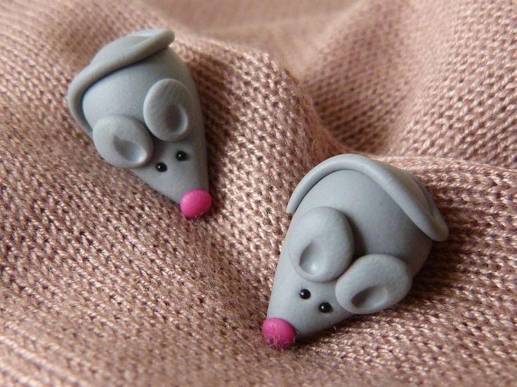 Grey mice by amalie2.deviantart.com on @deviantART