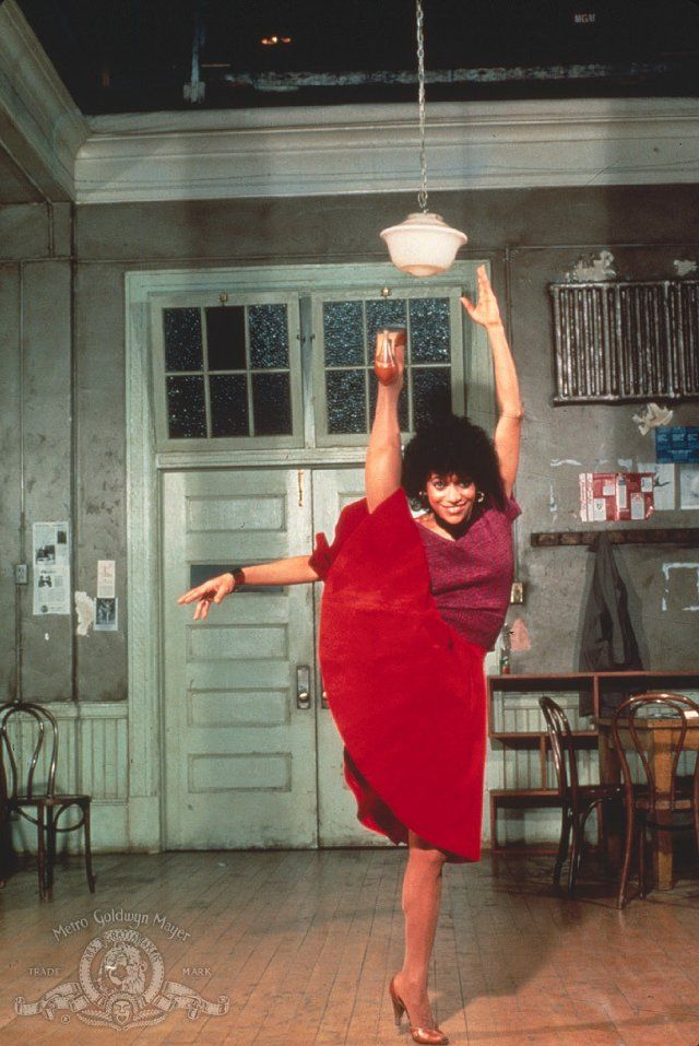 dancinglikebreathing:  Debbie Allen in Fame (TV series, Christopher Gore 1982-1987)