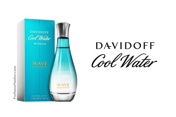 Davidoff Cool Water Woman Wave New Perfume Perfume News Perfume Popular Perfumes Davidoff