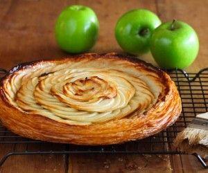 Maggie Beer's Apple Tart Recipe