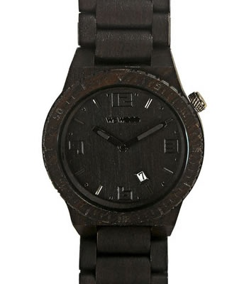 WEWOOD Watch - Voyage Black