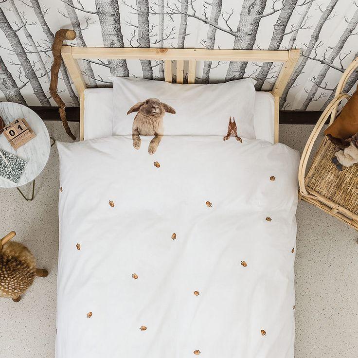 Snurk Bettwäsche Furry Friends NEU/OVP Baumwolle Weißtöne in Möbel & Wohnen, Bettwaren, -wäsche & Matratzen, Bettwäsche | eBay