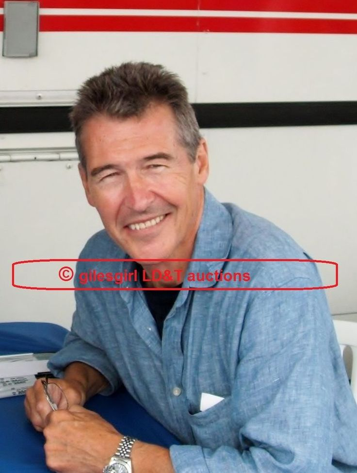 1 Randolph Mantooth 4x6 Candid Photo Emergency, One Life To Live,