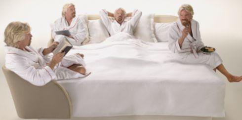 Рецепт успеха от Ричарда Брэнсона: Спите больше!