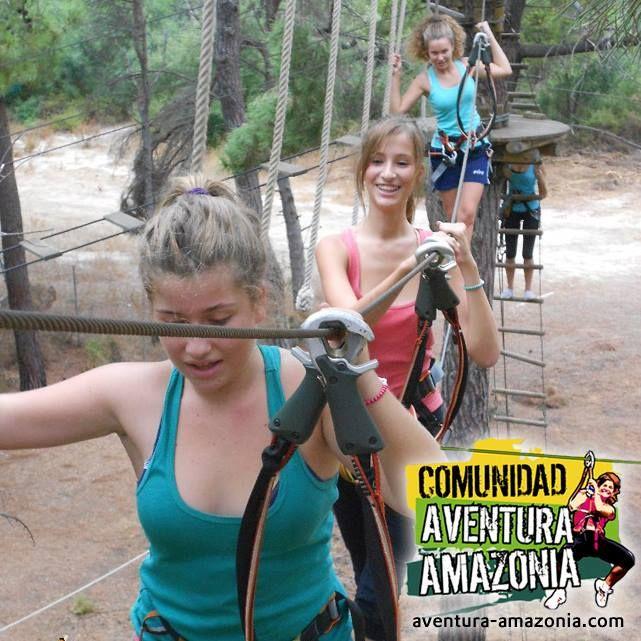 Parques Aventura Amazonia, diversión y aventura en plena naturaleza