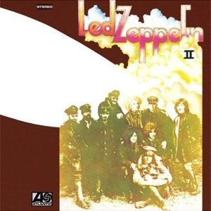 Led Zeppelin - Led Zeppelin II - 1969 http://pt.wikipedia.org/wiki/Led_Zeppelin_II