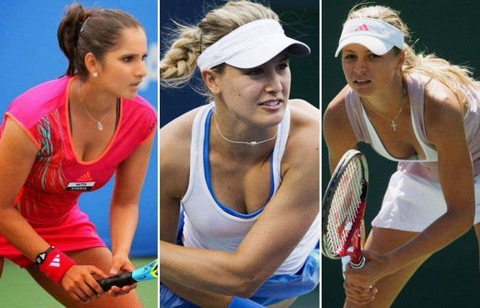 All Time's Top 10 Hottest Female Tennis Players in The World