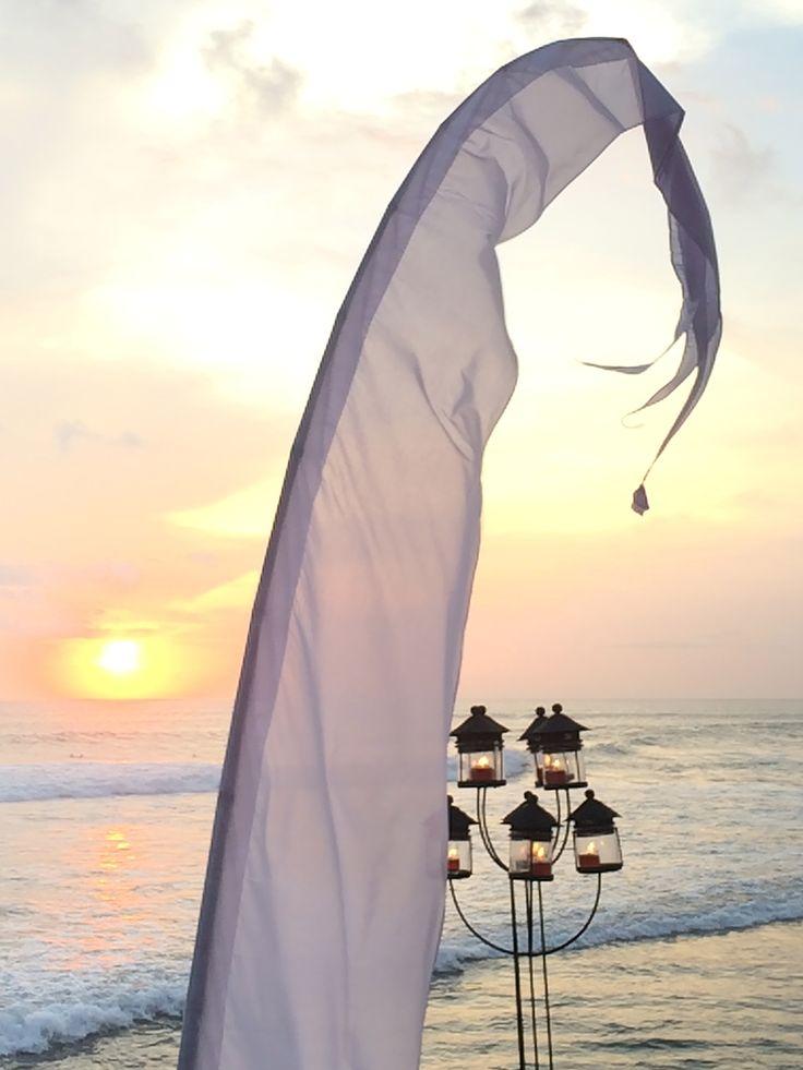 Sunset Echo Beach