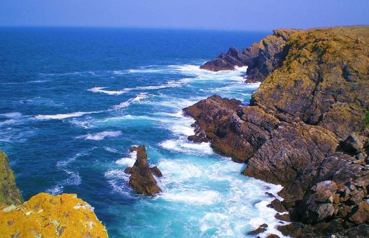 Ile de Groix en Bretagne.
