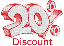 We offer 20% discount on our Qwell Gas Grills! Visit our stores now and grab one while stock last!