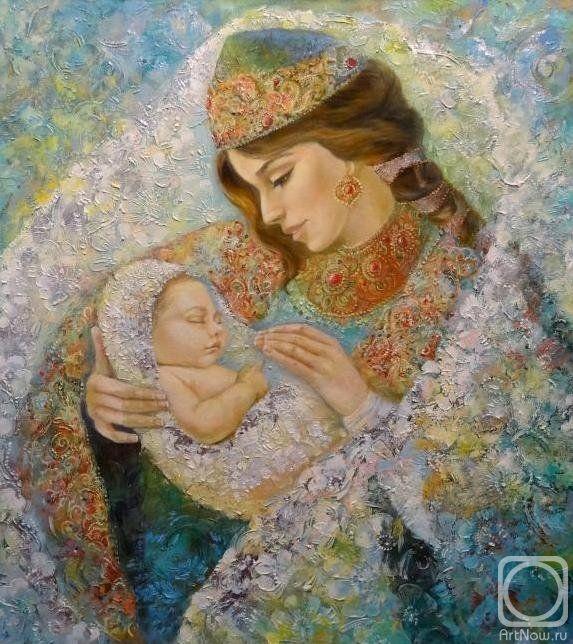 Открытка, картинки материнство