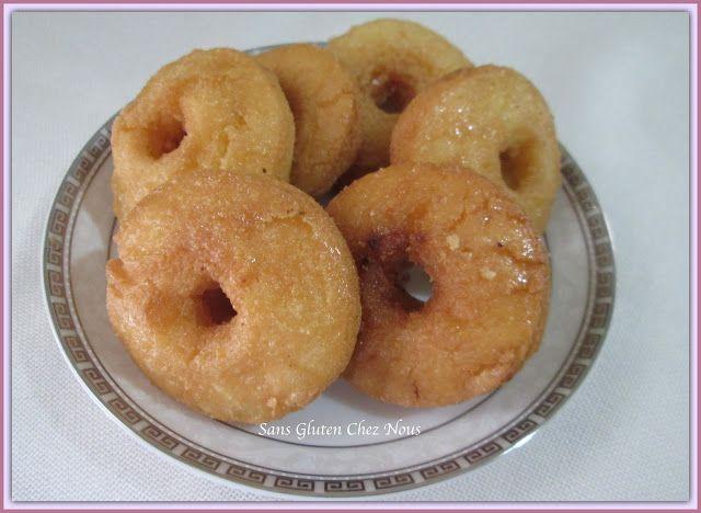 """Sans Gluten En Tunisie.: """"Youyou"""" Tunisien sans gluten, 2ème recette avec farine de riz et amidon."""