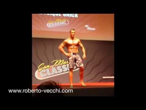Roberto Vecchi Men's Phisyque San Marino Classic