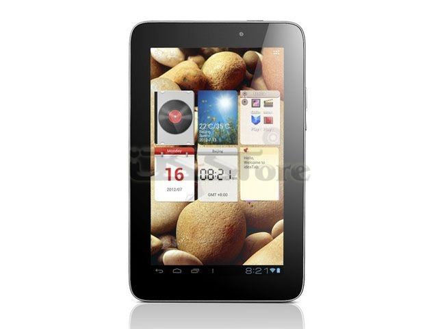 """Lenovo IdeaPad IdeaTab A2107 A2207 Tablet PC MID 7"""" 3G+WiFI 16GB version : The touchscreen of this Lenovo 16 GB tablet measures 7 inches (17.78 cm), and the device is small and light enough to be used one-handed while sitting on the couch or travelling around town. The black body of the Lenovo IdeaTab A2107 is made of plastic and is about 10 mm thick. An internal roll cage protects the core from shocks and collisions. Beside the internal storage capacity of 16 GB, this 7-inch tablet..."""