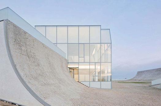 Steven Holl Architects Cité de l'océan et du surf . Biarritz