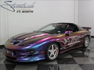 2000 Pontiac Firebird for sale in Fort Worth, TX