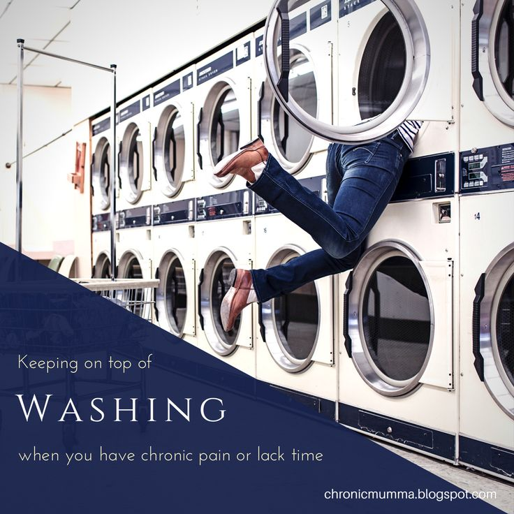 Tips on coping with one of life's more painful (literally) chores - washing - when you have chronic pain. Good tips if you need to save some time too!