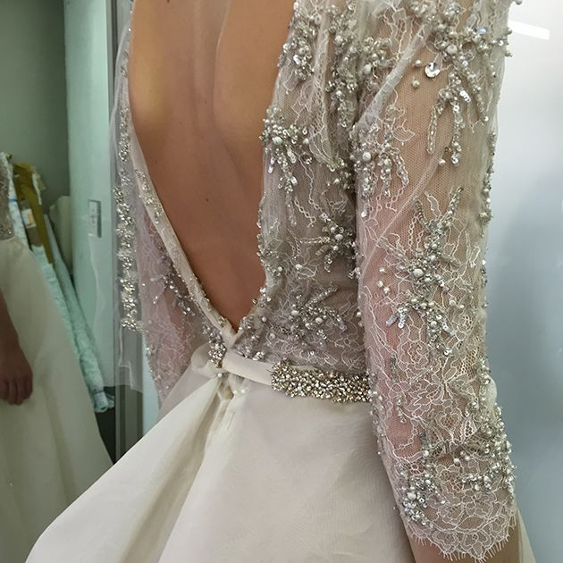 Get an exclusive first look at @m_lhuillier's new bridal collection! | Brides.com