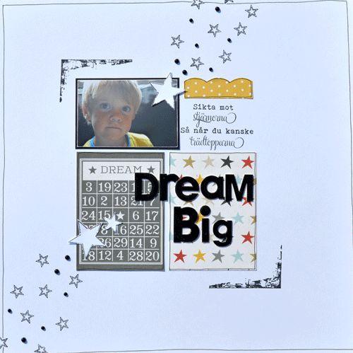 Gummiapan                           : Dream Big