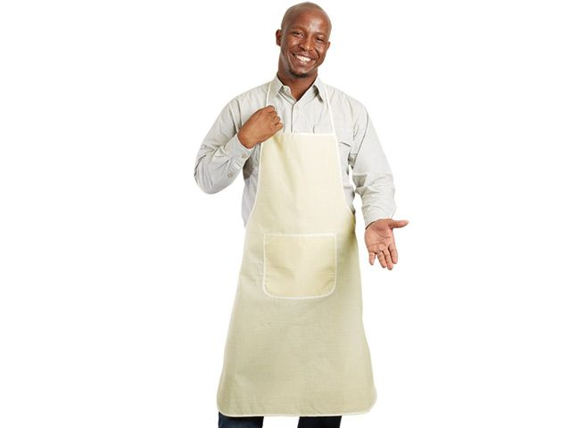 150g Cotton Apron at Chef Clothing   Ignition Marketing Corporate Clothing