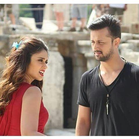 @atifaslam shooting for upcoming project in #Turkey #Aadee #aadeez❤