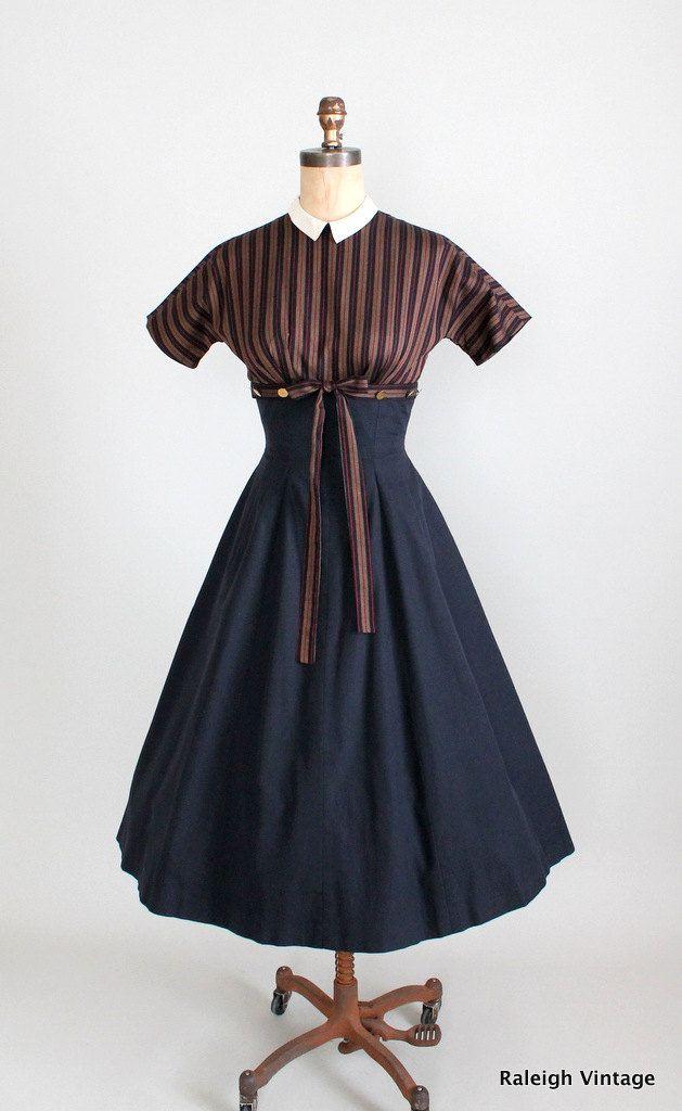 1950's Mr Mort Dress