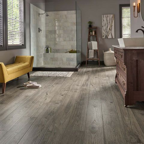 Anchor Grey Oak PERGO TimberCraft WetProtect Laminate